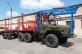 Лесовоз УМ 70-К на базе Урала