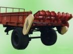 фото Машина для внесения (разбрасывания) твердых органических удобрений МТО-4