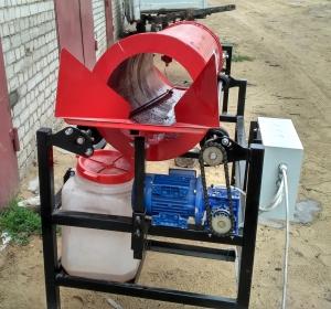 Техника для чеснока: протравитель семян