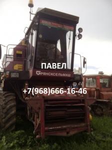 Комбайн КЗС-7-10 «Полесье»,2010г.в.