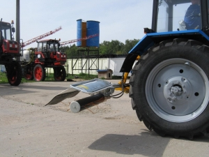 фото Гидравлическая тракторная коса для сада БЛ-180