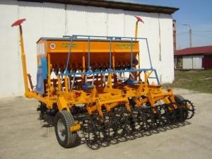 Сеялка-культиватор ССВ-3,5