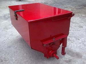 Апарат туковисіваючий (метал.)