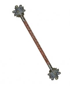Вал ведомый (голый) КОД 20.601 к ПРТ-7, ПРТ-10, ПРТ-16
