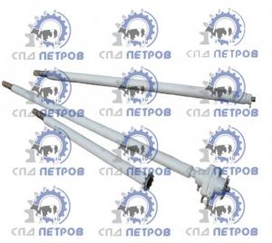 Вал промежуточный передний №1 (голый) КОД 50.040 к ПРТ-7, ПРТ-10, ПРТ-16