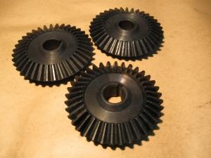 Колесо зубчатое Z 36 для зернометателя ЗМ-60А