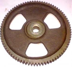 Колесо зубчатое Z 82 для зернометателя ЗМ-60У