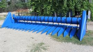 Приспособление для уборки подсолнечника