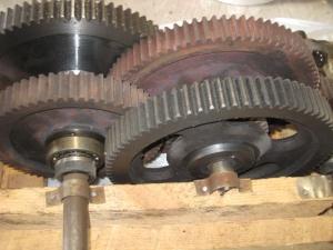Ремкомплект редуктора для зернометателя ЗМ-60А