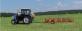 Грабли колесно-пальцевые прицепные ГКП-8