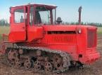 Трактор гусеничный
