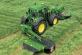 Колесный трактор John Deere 6D
