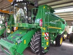 Комбайн зерноуборочный John Deere T560i