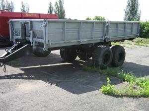 Прицеп тракторный 1ПТС-9