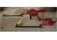 Сенокосилка двухбрусная прицепная КДП-4; полунавесная КДФ-4