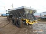 Машина для внесения минеральных удобрений и извести МВУ-8Б