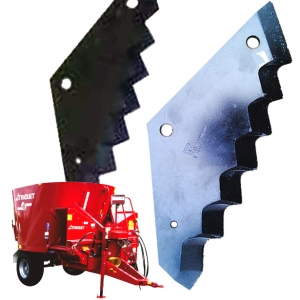 Нож 31841 L=350 для кормораздатчика TRIOLIET SOLOMIX