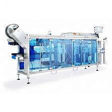 фото Упаковочная машина Gillenkirch 7000Е (Е-К) для упаковки овощей в пакет полурукав полиэтиленовый от 1 до 5 кг