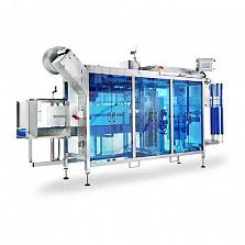 фото Упаковочная машина Gillenkirch 7500Е (Е-К) для упаковки овощей в пакет полурукав полиэтиленовый от 3 до 18 кг