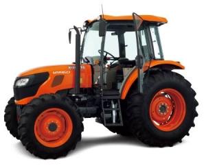 Трактор колесный KUBOTA М 9960