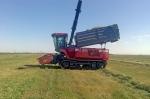 Комбайн кормоуборочный КВК-6033С на гусеничном ходу с бункером ПАЛЕССЕ FS6033C