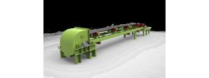 Конвейер ленточный передвижной У13-ТЛ