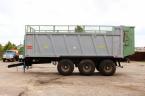 фото Полуприцеп тракторный специальный со сменными приспособлениями ПСС-20