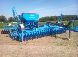 Зерновая сеялка Solitair-9/600 КA-DS