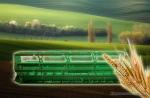 Жатка для уборки зерновых культур ЖЗС-6