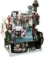 Клапан впускной (б) Д-240. 240-1007014