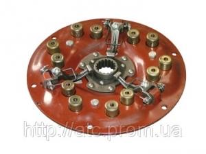 Диск (корзина) сцепления МТЗ усиленный. 80-1601090