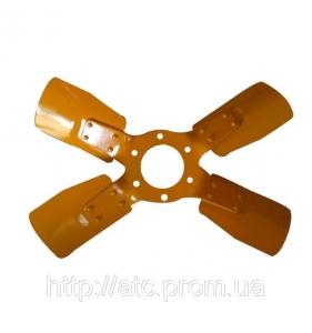 Вентилятор лопостей Д-240-245 (пластик 6 лопостей). 245-1308010