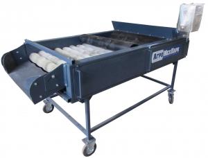 Оборудование для сухой очистки овощей: картофеля, лука, моркови, свеклы УСО-1.16