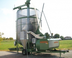 Зерносушильное оборудование Agrimec
