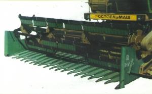 Приспособление навесное для уборки подсолнечника ПНУП-4\ПНУП-5\ПНУП-6\ПНУП-7