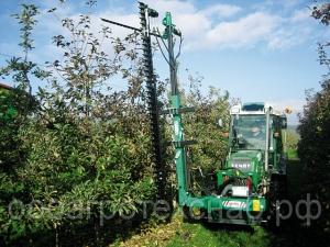 фото Машина для контурной обрезки кроны деревьев CMA 250