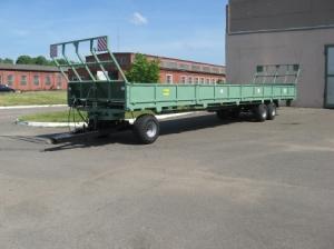 фото Платформа транспортировки кормов