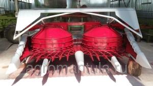 Жатка роторная кукурузная KEMPER CHAMPION 3000