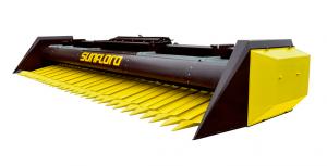 Безрядковая жатка для уборки подсолнечника SunFloro New 9,2