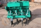 Чесночная сажалка для трактора. Сеялка для посадки чеснока (лука, тюльпанов) прицепная 4 рядная