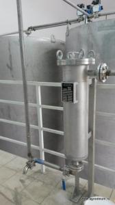 Комплекс фильтрации растительного масла