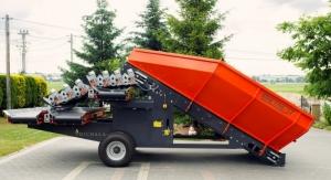 Ковш приемный KRM-1700 3T