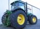 Колесный трактор John Deere