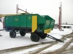 Кормораздатчик тракторный универсальный