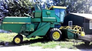 Зерноуборочный комбайн John Deere 935