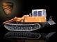 Трелевочный трактор МСН-10 (ТТ-4М)