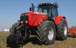 трактор mf 8280