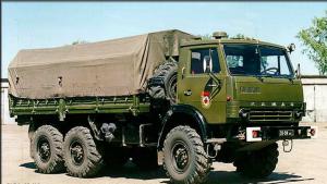 Топливозаправщик Камаз-4310