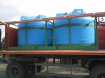 Емкости для перевозки воды и жидких удобрений «Кассета 4500х2 S»