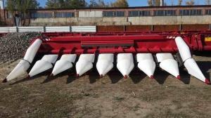 Жатка для уборки кукурузы Cornmaster8